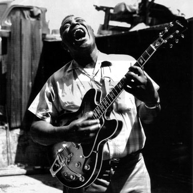 Mis hombres favoritos: Howlin' Wolf