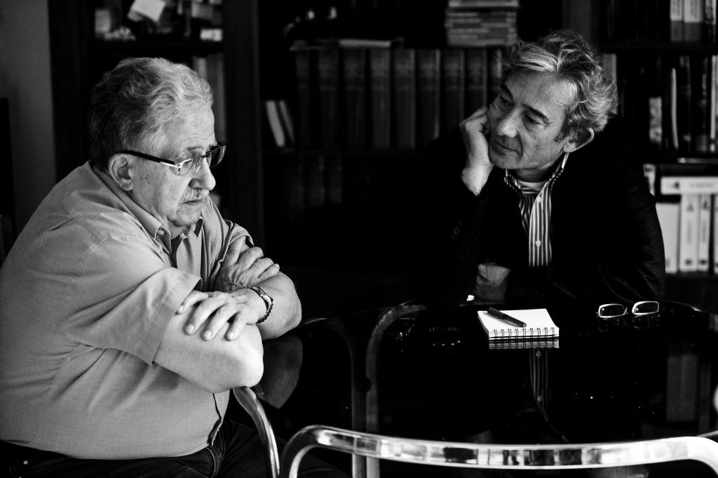 Josep Fontana i Enric González o què succeeix a Catalunya