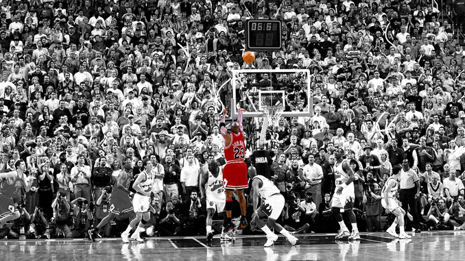 MJ23 1998