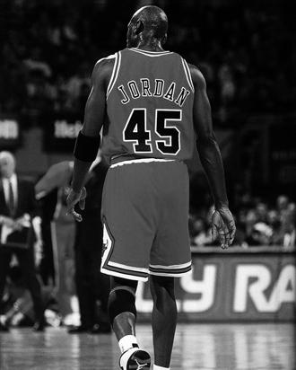MJ23 Back