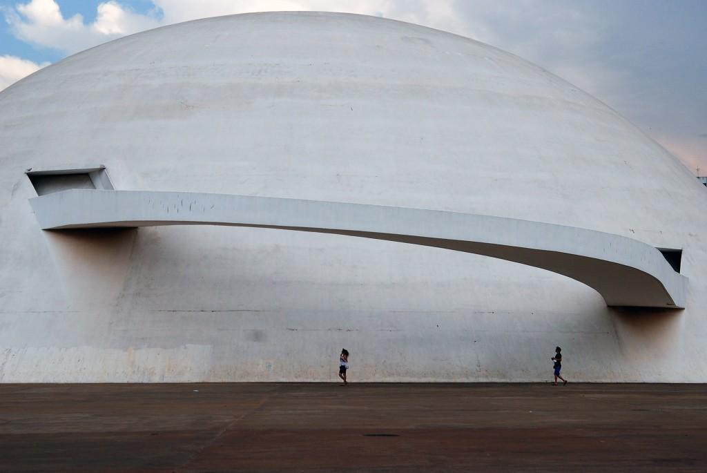 Museo Brasilia 2006. Horacio Fernández del Castillo