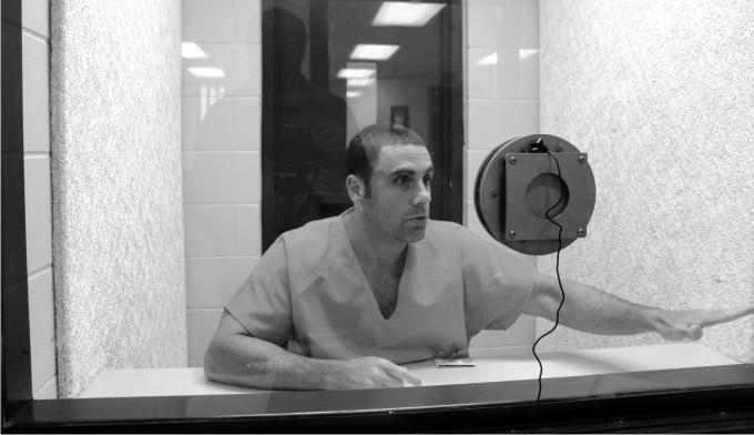 Pablo Ibar en el corredor de la muerte Fotografía de Nacho Carretero 4