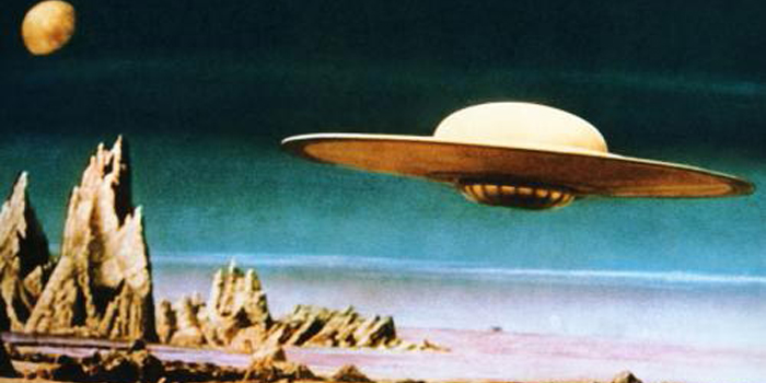 Ufo planet