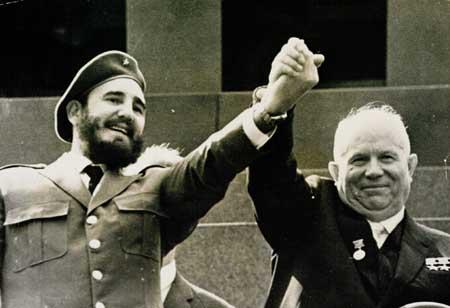 kruschev castro