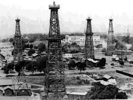 Petróleo: una historia de (des)amor (I)