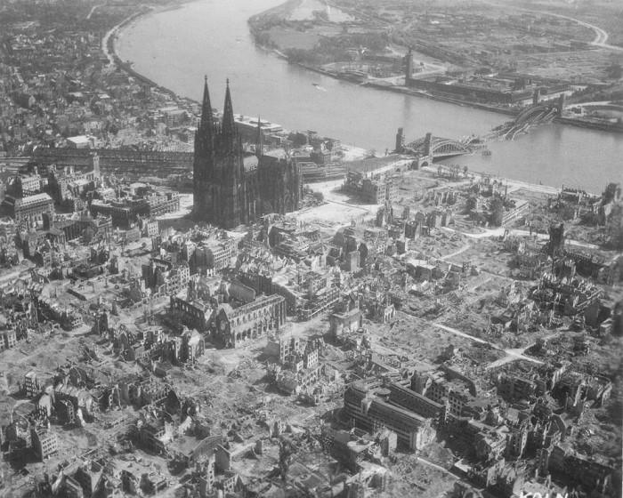 La destrucción del legado cultural europeo durante la 2ª Guerra Mundial