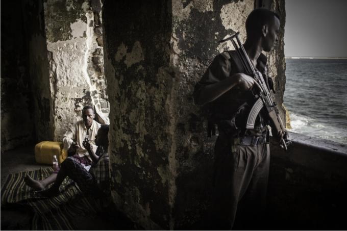 El farero de Mogadiscio Fotografía de Alberto Rojas