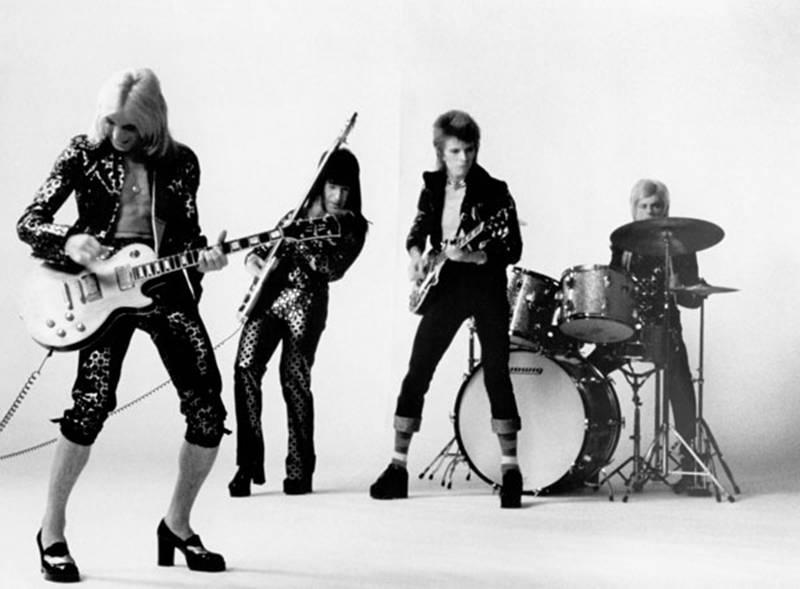 Imagen2. Ziggy and the Spiders