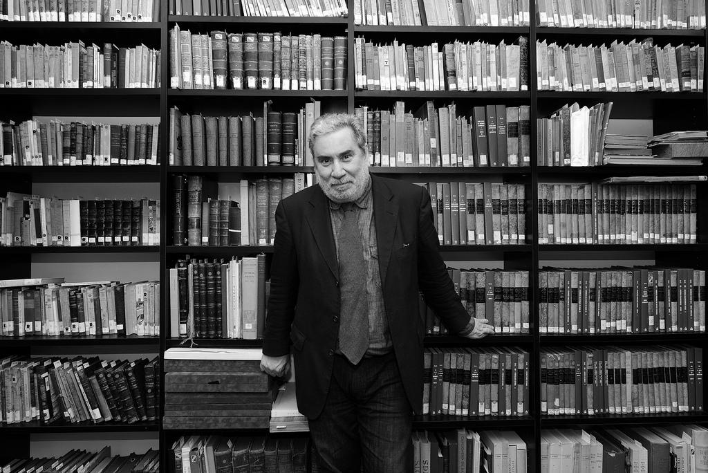 """Javier Rioyo: """"La Transición, para la mierda de país del que veníamos, fue casi modélica"""""""