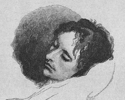 John Keats por J. Severn