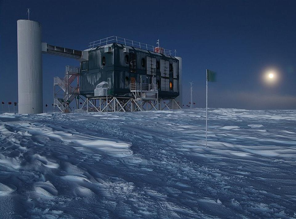 Paisaje con neutrinosl