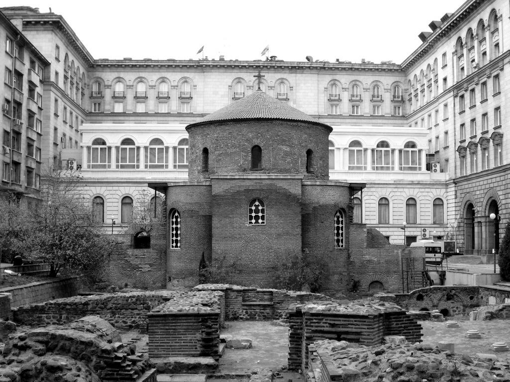 Ruinas romanas en sofía