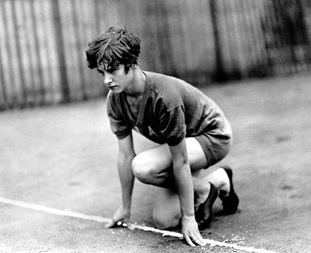 Betty Robinson, la atleta que volvió de la muerte