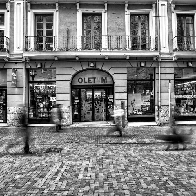 Librerías con encanto: Oletvm (Valladolid)