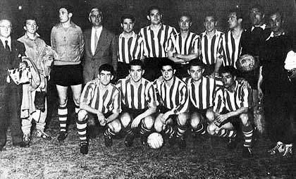 Athletic 1958