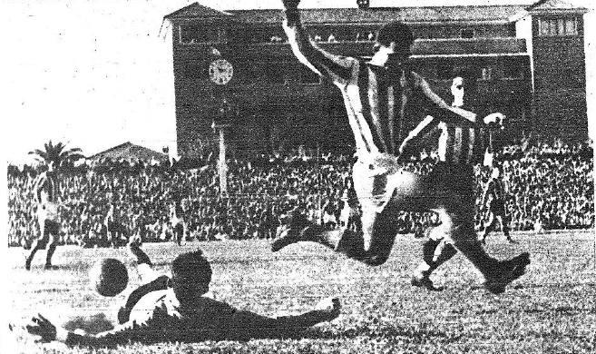 Betis-Athletic 1958