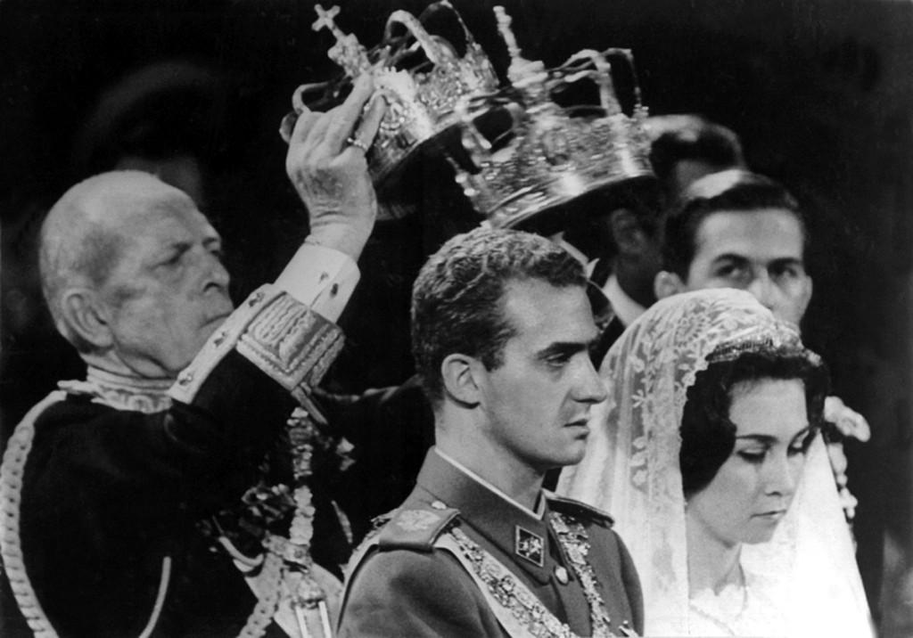 Boda del rey Juan Carlos y la reina Sofía (2)
