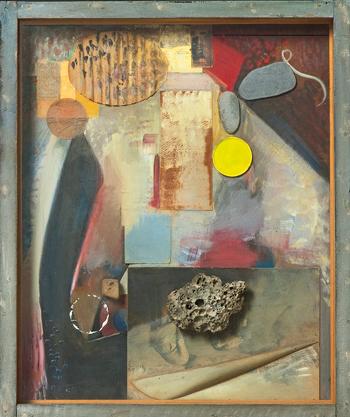 'Cualquier cosa con una piedra', '1941-1944'