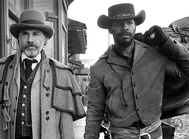 Django desencadenado en tres actos