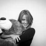 """Karina Kvasniova: """"Los lapsus muchas veces son culpa de quien está detrás del pinganillo, que suele ser un hombre"""""""