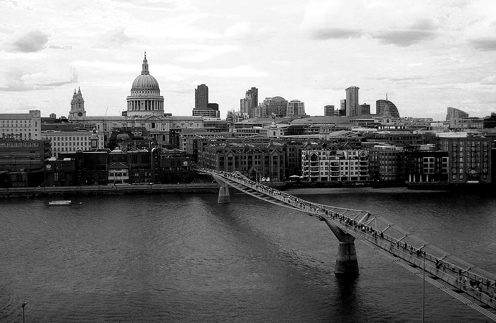 Londres: once lugares donde ser feliz