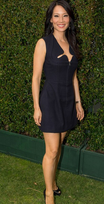 Lucy Liu: la Watson más sexy, y también la menos Watson.