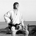 El fantasma de Luke Skywalker