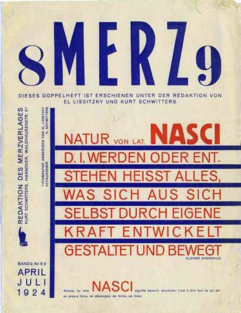 Revista Merz, Abril-Julio 1924