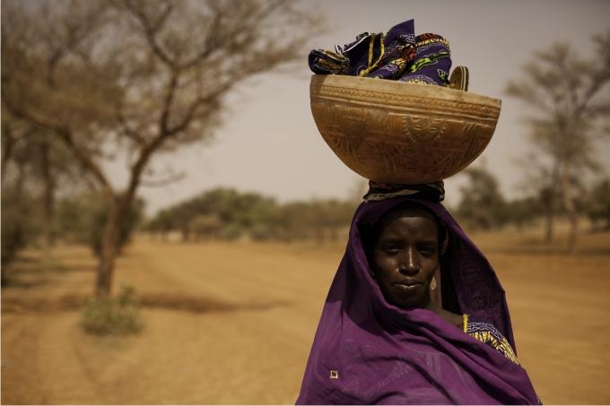 Sahel, fotografía de Alberto Rojas