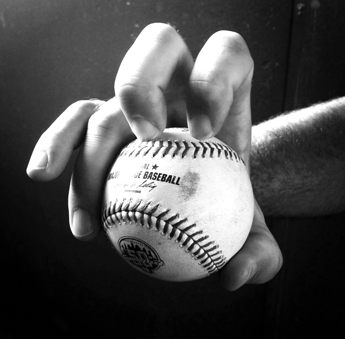 Knuckleball: to hit a butterfly