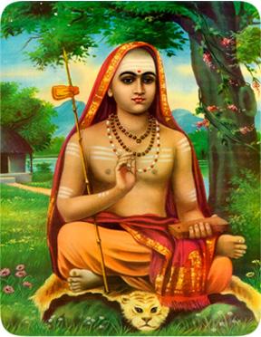 Adi Shankara afirmaba que el mal no existe, que es una percepción errónea del ser humano.