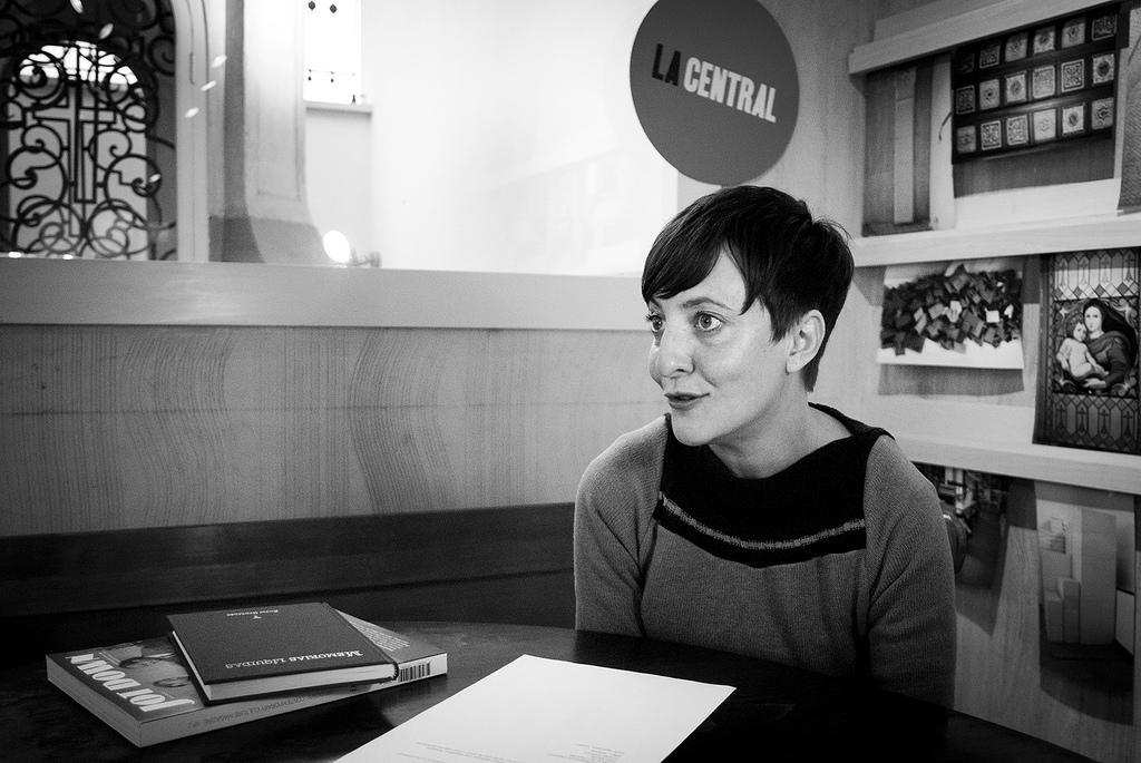 """Eva Hache: """"Me da miedo que nos aletarguemos porque se nos va la fuerza por los chistes"""""""