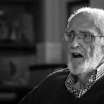 """José Luis Sampedro: """"Estamos viviendo un momento trágico, Wert es una amenaza para la educación española"""""""