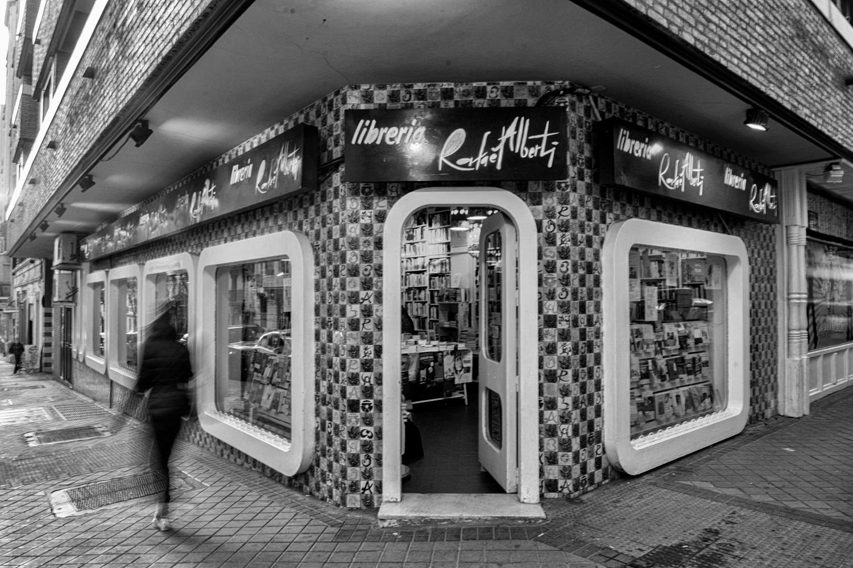 Librerías con encanto: Librería Rafael Alberti (Madrid)