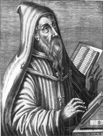 Pelagio puso de manifiesto la contradicción entre pecado original y libre albedrío. Fue acusado de herejía.
