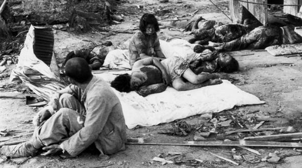 Los habitantes de Hiroshima no imaginaban el infierno que aquel solitario avión iba a desplegar sobre ellos.