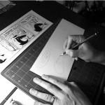 Sketch Down: marzo