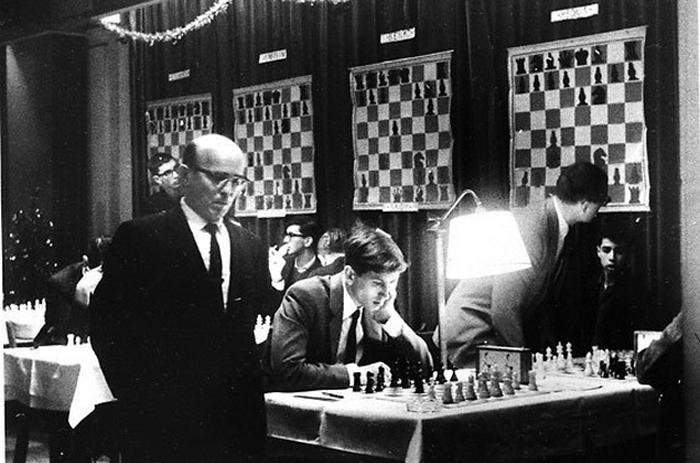 1963 Bobby Fischer