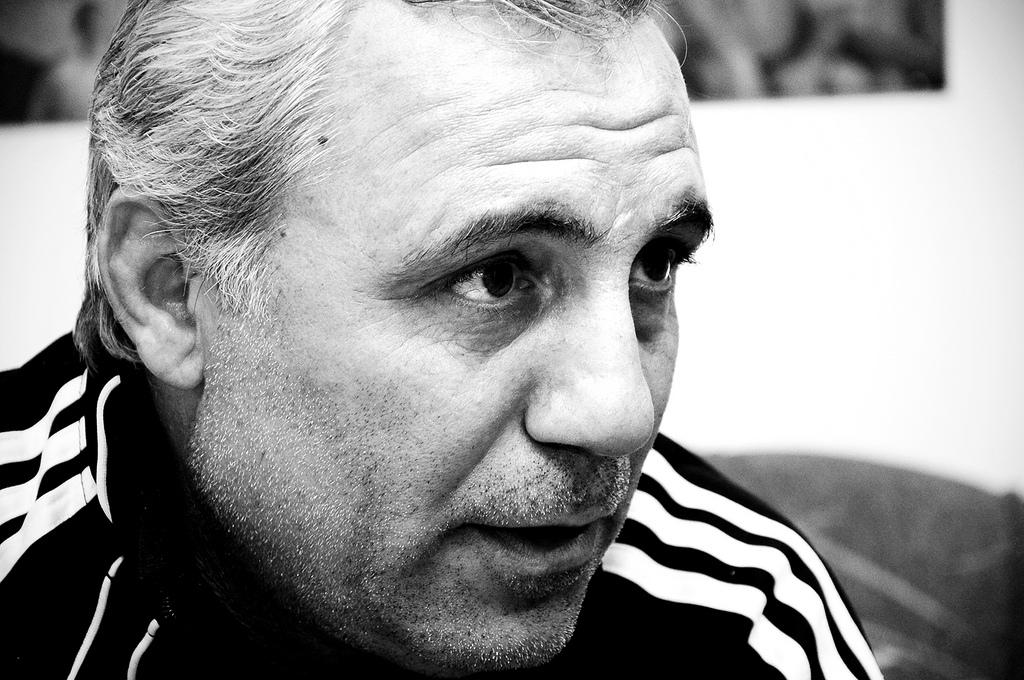 Hristo Stoichkov para Jot Down 1