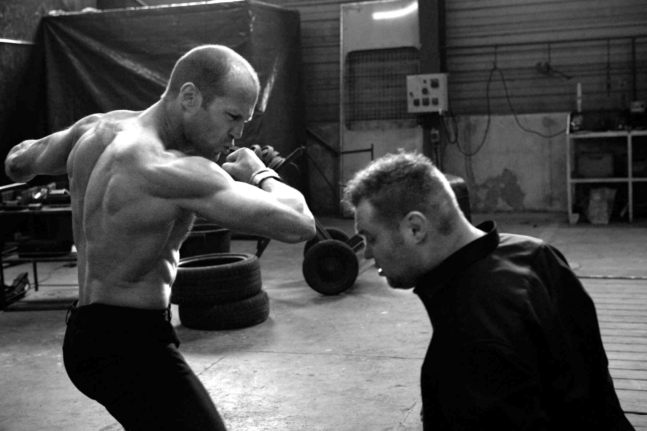 Hostias como panes. Las 33 mejores peleas de la historia del cine