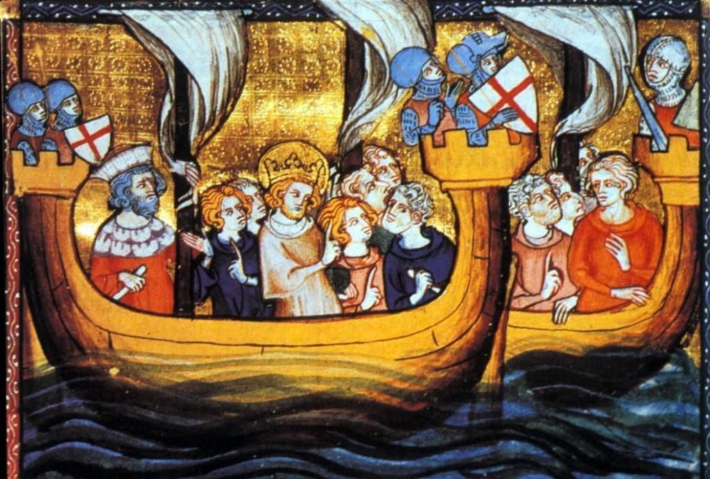La Cruzada de San Luis