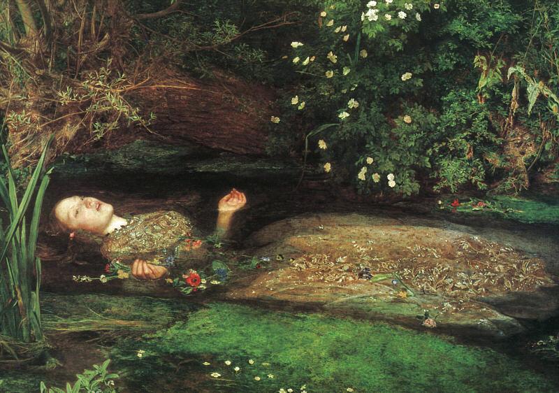 La Ofelia de Millais