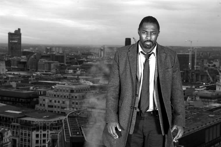 Luther: leyenda en proceso de formación