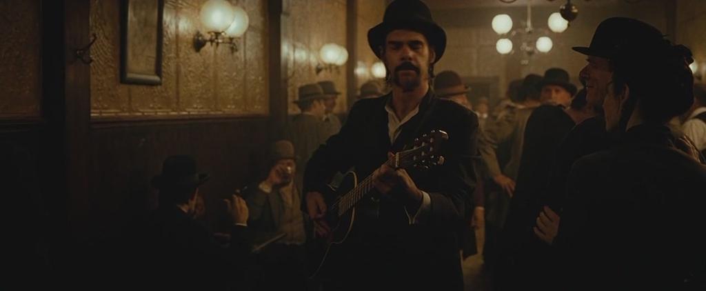 Nick Cave en El asesinato de Jesse James por el cobarde Robert Ford