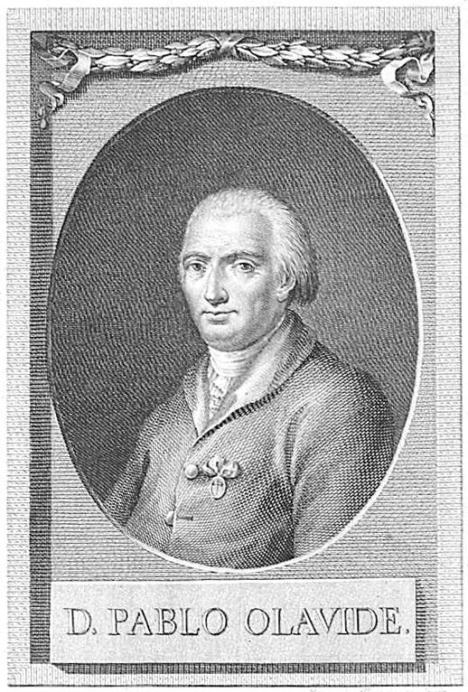 Pablo Antonio José de Olavide y Jáuregui
