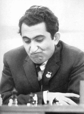 Tigran Petrosian, ganador del Candidatos de 1963 y posterior Campeón Mundial.