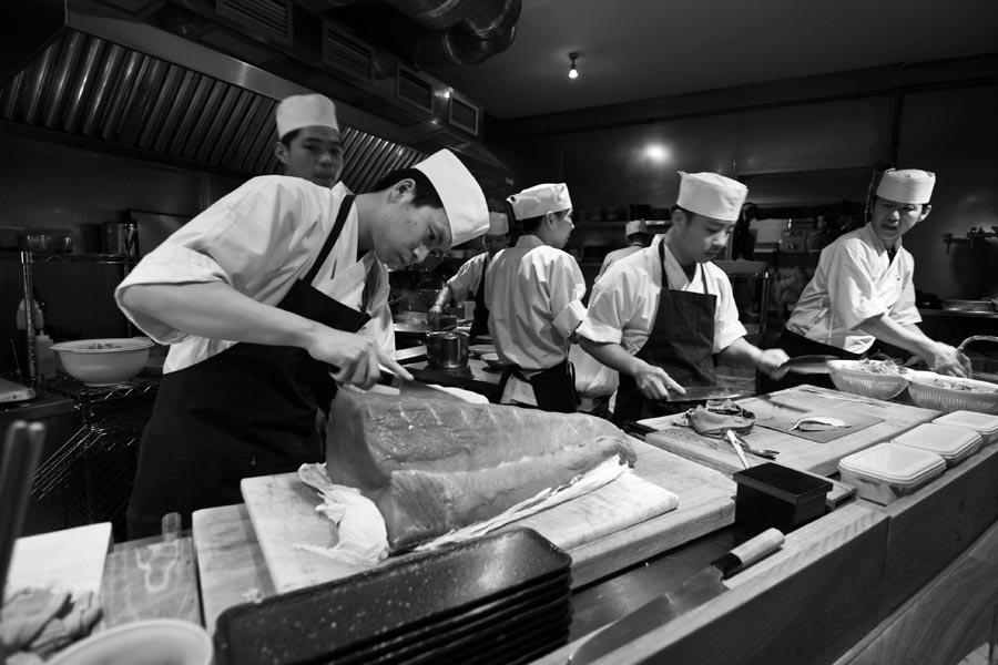Restaurante Shunka 3