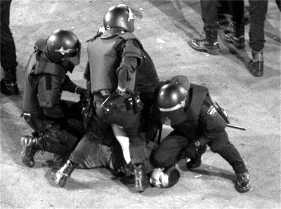 Enric González: Ley y orden