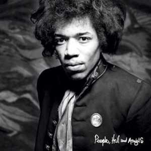 Lo nuevo de Jimi Hendrix