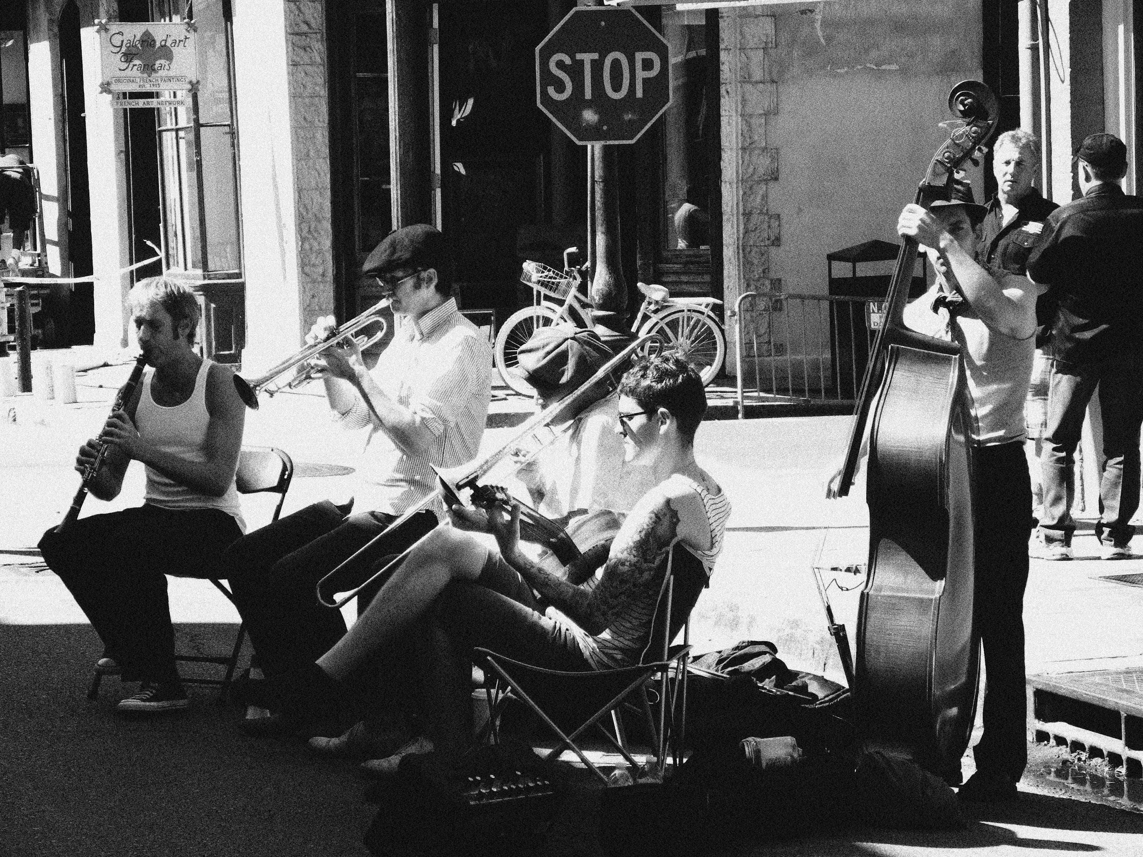 Nueva Orleans, una aproximación (I)